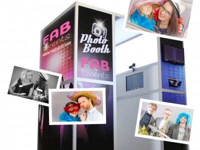 photobooth with pics